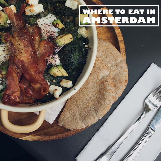 Nicest Places To Eat Near Me: Where To Eat In Amsterdam